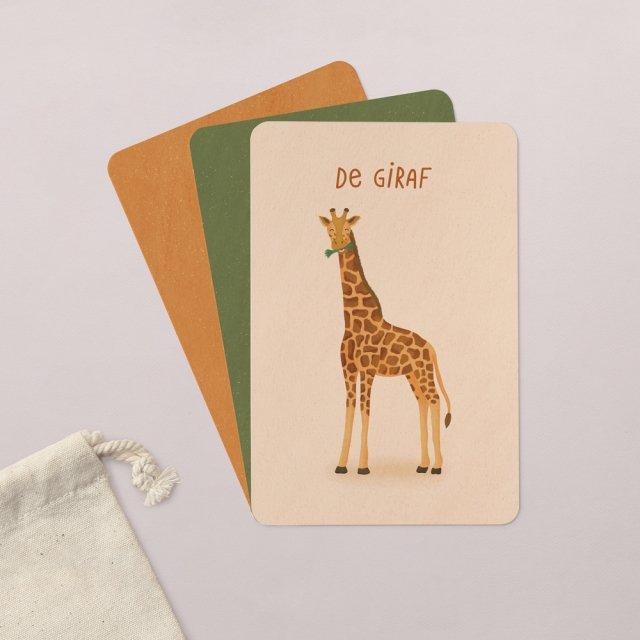 Mijn Wilde Dierenkaarten